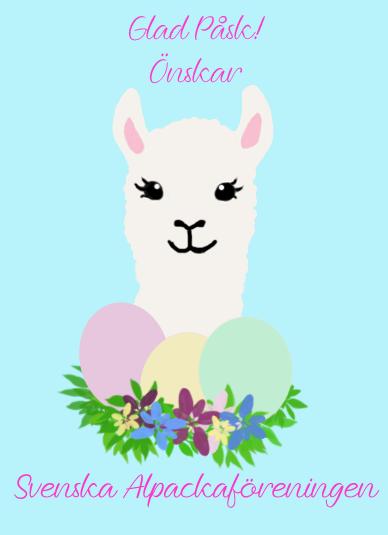 glad påsk föreningen
